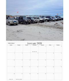 4x4 Earth 2020 Calendar Pre Order Special Pricing