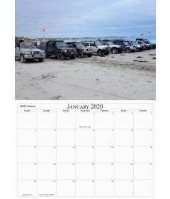 4x4 Earth 2020 Calendar Pre Order Special Pricing
